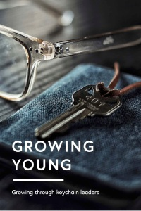 Growing Young Sermon Outline- Keychain Leadership cover