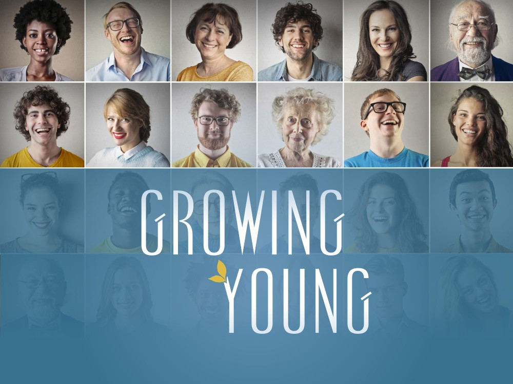 growing young welcome slide